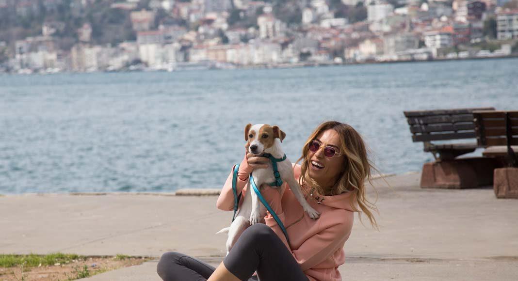 Köpekleri seviyorum, ruhuma iyi geliyorlar!- Gökçe Çil