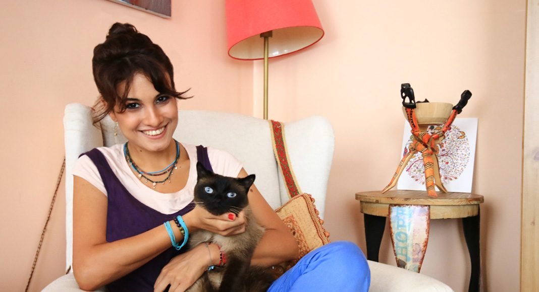 Kediler insana sakinliği öğretiyor-Gizem Soysaldı