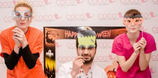 Coco Pet Halloween Party 2017