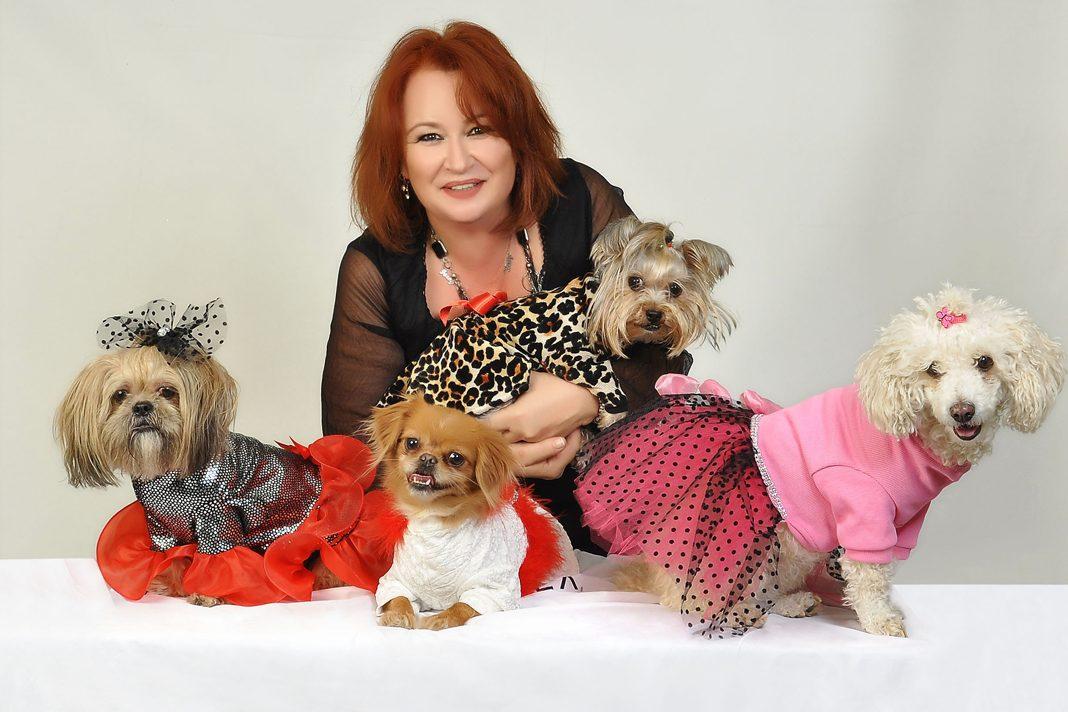 Kış modasında Fashion Pet farkı
