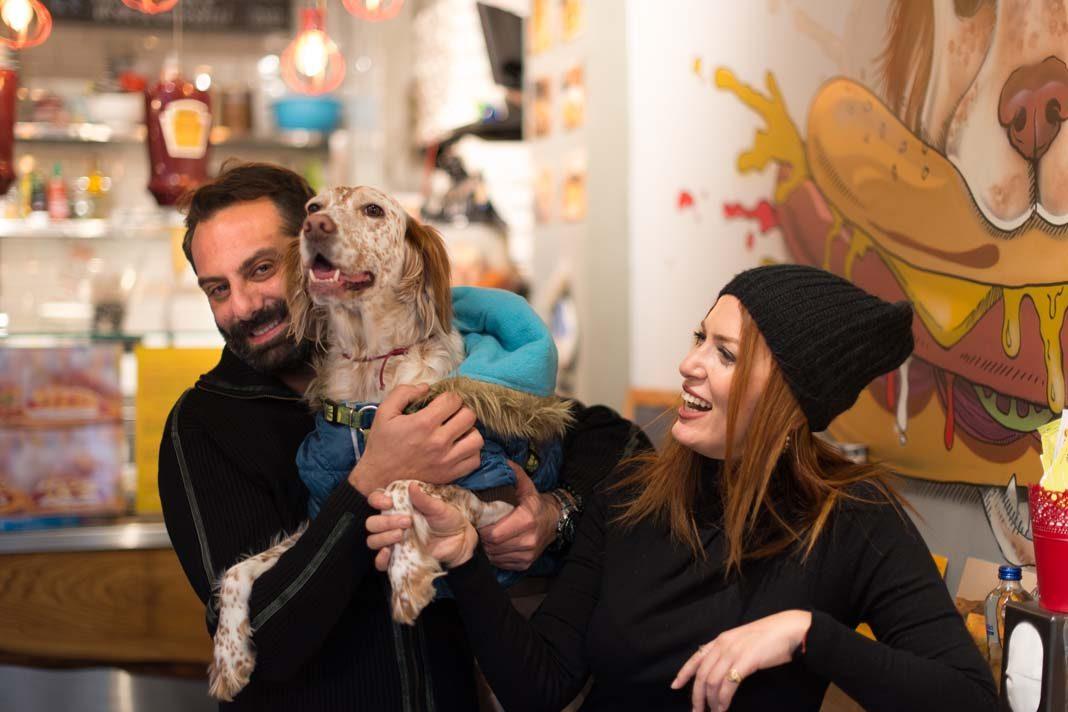 Küçük dükkanda büyük mutluluk; Jerry's Hot Dog