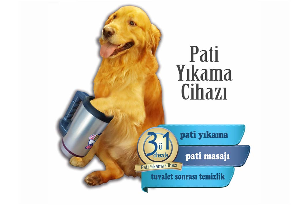 Peggymatic ile patiler temiz, köpekler mutlu!