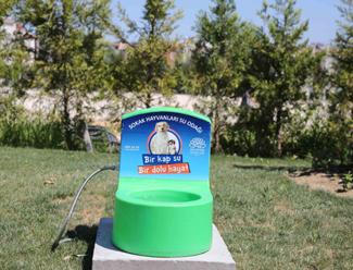 Nilüfer Belediyesi beslenme odaklarını çoğaltıyor