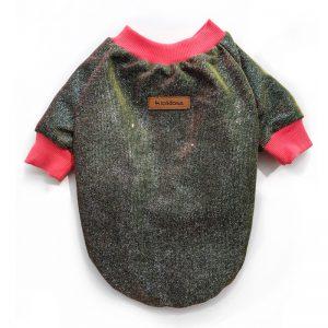 Lolidogs Coral Simli Köpek Sweatshirt